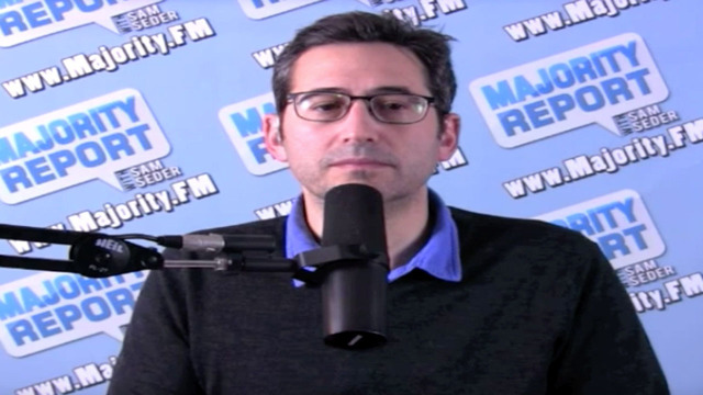MSNBC decides to bring back Sam Seder after controversy