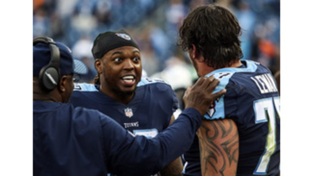 Clocked at 21.64 mph, Titans' Henry promises to be faster