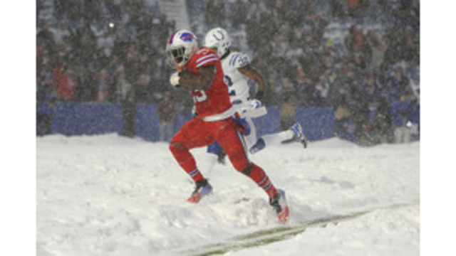 McCoy scores to seal Bills' 13-7 OT win over Colts