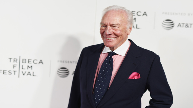 Christopher Plummer earns Golden Globe nomination after replacing Kevin Spacey