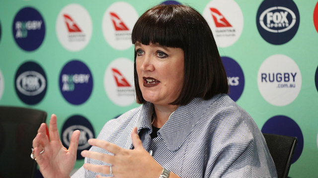 Raelene Castle becomes first woman to head rugby governing body