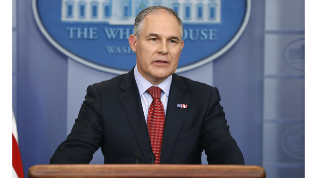 EPA Solicits Public Comment On Climate Rule Replacement