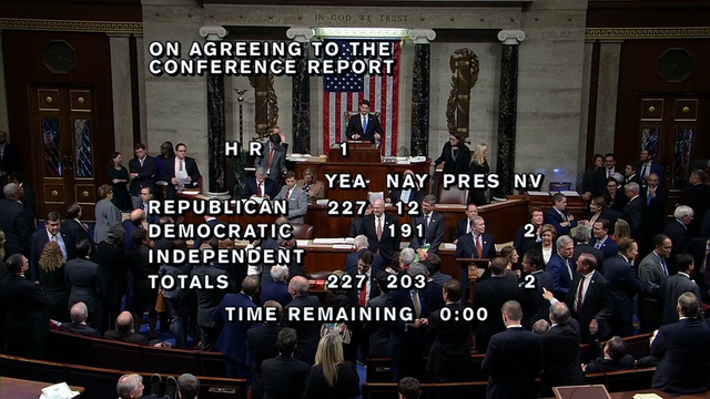 House roll call vote on tax reform.jpg34405060