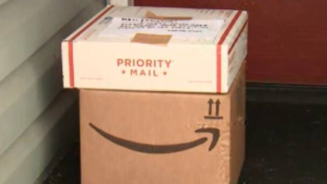 Man's 'Blank Box' used to deter holiday thieves