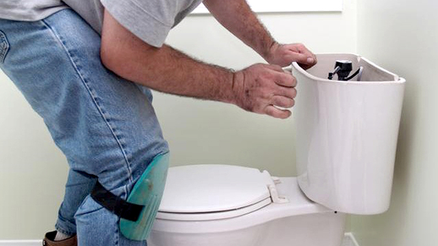 What plumbing problems are DIY?