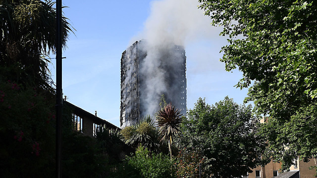 2017 top stories London Grenfell Tower fire31447307
