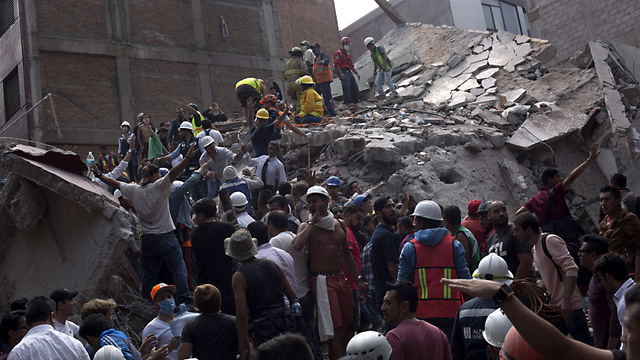 2017 top stories Mexico earthquake43374992