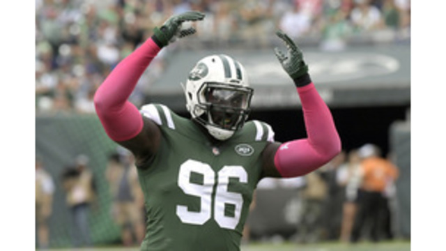 Muhammad Wilkerson is out of Jets jail, but still in purgatory