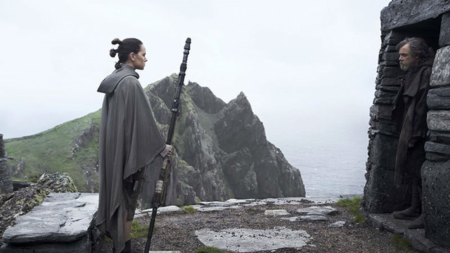'Star Wars: The Last Jedi' hits $1 billion worldwide
