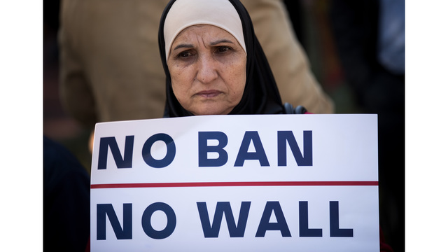 Appeals court rules travel ban violates federal law, but ban remains in effect