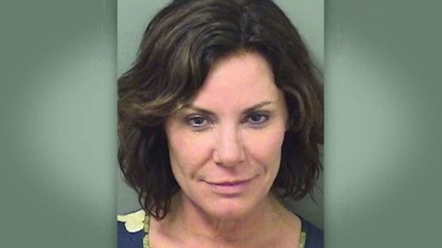 'Real Housewives' star, Luann de Lesseps, arrested in Florida