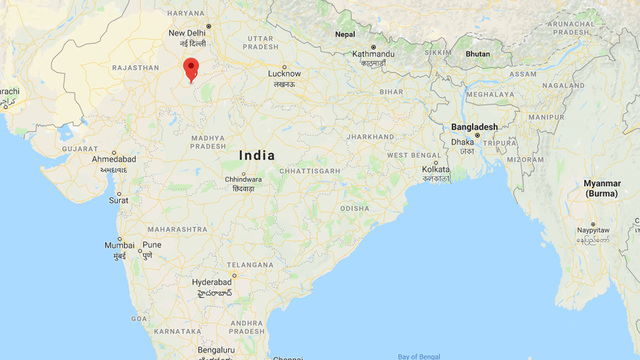 Passenger bus falls into river in Rajasthan, 30 killed