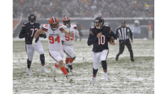 Possible changes loom as Bears seek strong finish at Vikings