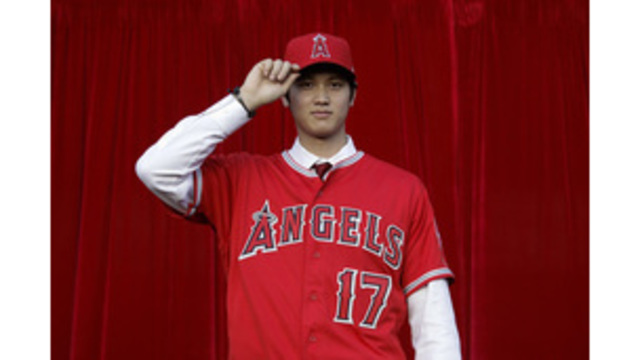 Angels-bound Ohtani bids Japan farewell