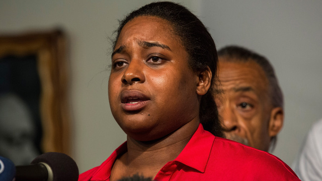 Daughter of Police Brutality Victim Eric Garner in Coma After Heart Attack
