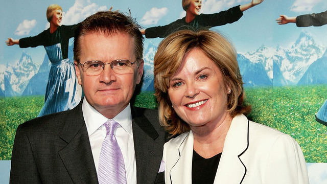 Heather Menzies and Duane Chase, Sound of Music cast members02850867