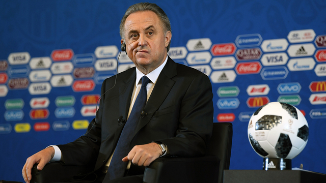 Russia World Cup organizer steps down