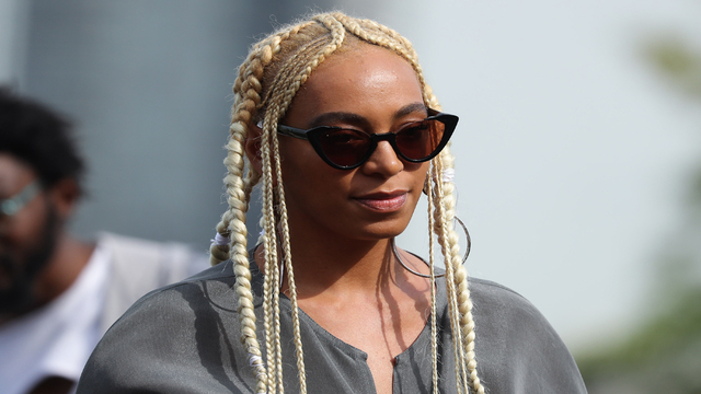 Solange reveals illness, cancels New Year's Eve show