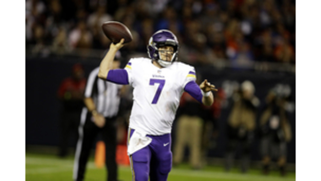 Vikings have plenty more to play for in rematch vs. Bears
