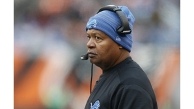 Lions win, Caldwell's status uncertain