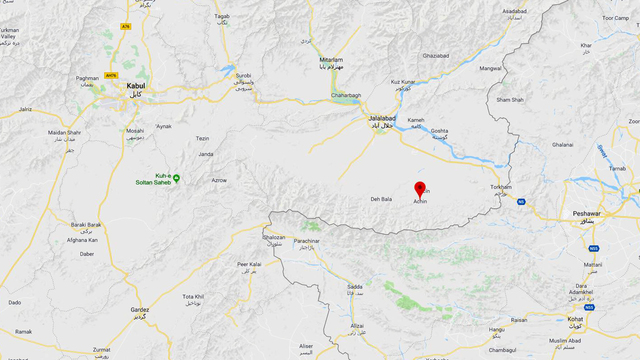 US  service member killed in Nangarhar province