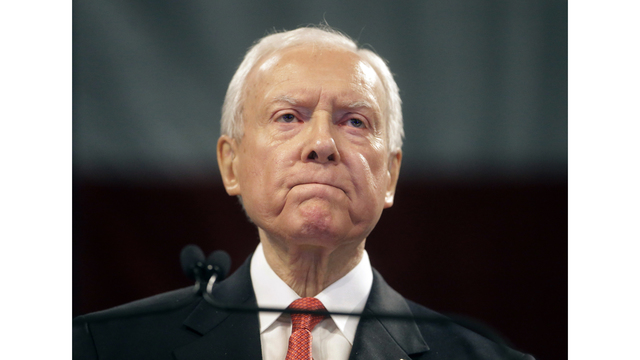 Sen. Hatch calls Obamacare supporters 'stupidest, dumbass people'