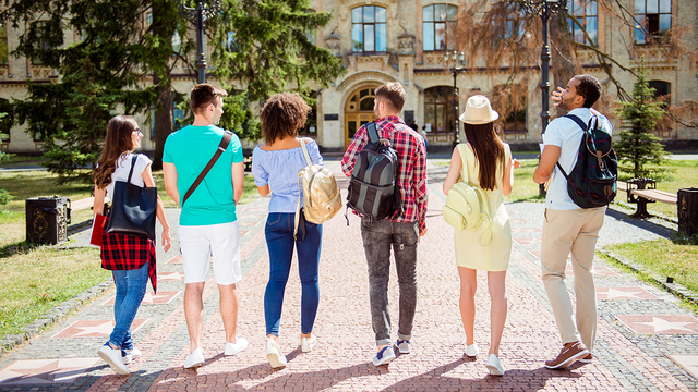 The importance of college in students' lives