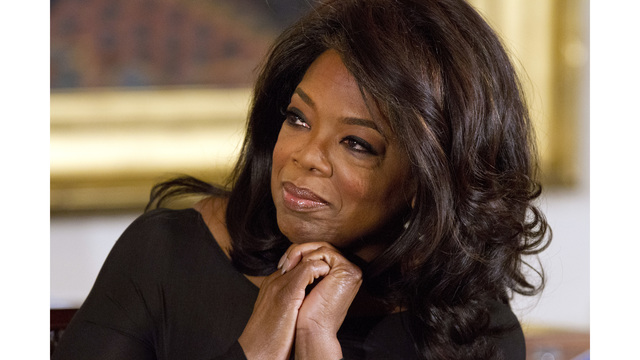 Trump says he doesn't think Winfrey will run