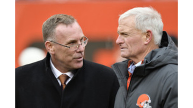 Cleveland Browns officially announce front office additions of Eliot Wolf, Alonzo Highsmith