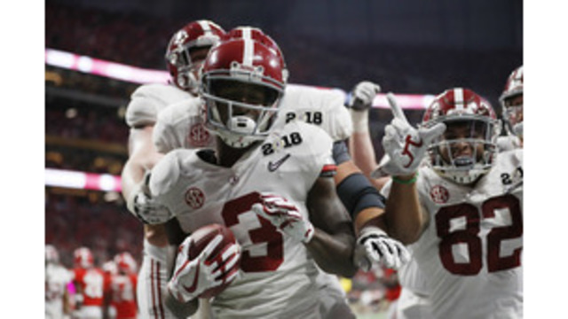 Calvin Ridley will forgo his senior year, enter 2018 NFL Draft