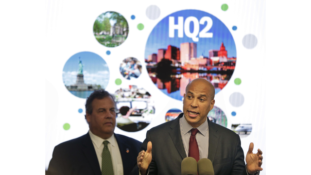 Amazon HQ2 Eligible for $7 Billion in New Jersey Tax Incentives
