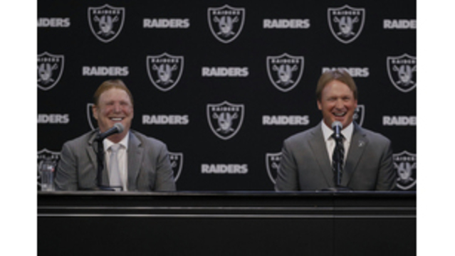NFL to 'look into' whether Raiders violated Rooney Rule