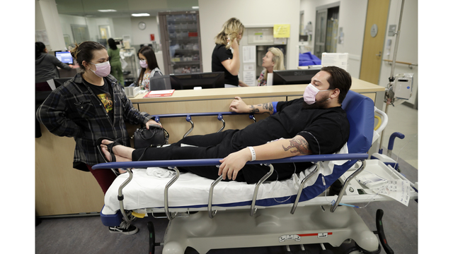 Packed emergency rooms, deaths as flu hits California hard