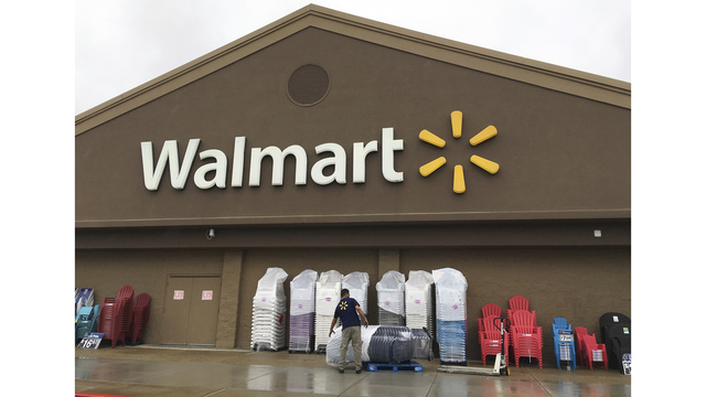 Walmart offering health assistance during wellness day