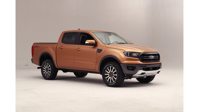 Reinvented Ranger pickups will move Ford into midsize truck market