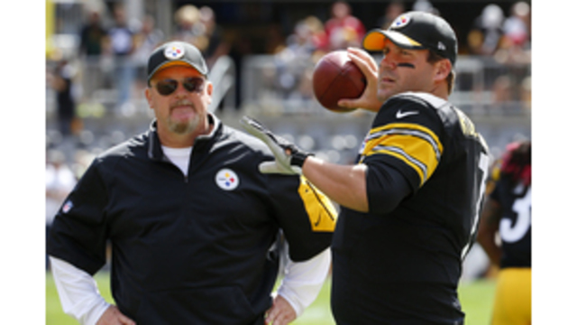 Steelers promote QB coach Fichtner to OC