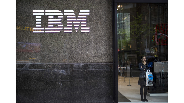 IBM Posts First Growth in Last 23 Quarters