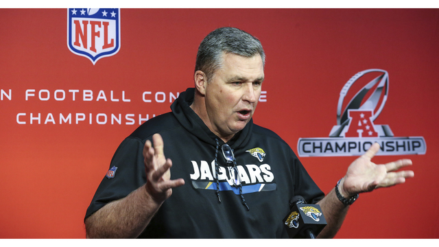Jaguars Believe Patriots Can Predict Plays On Offense And Defense