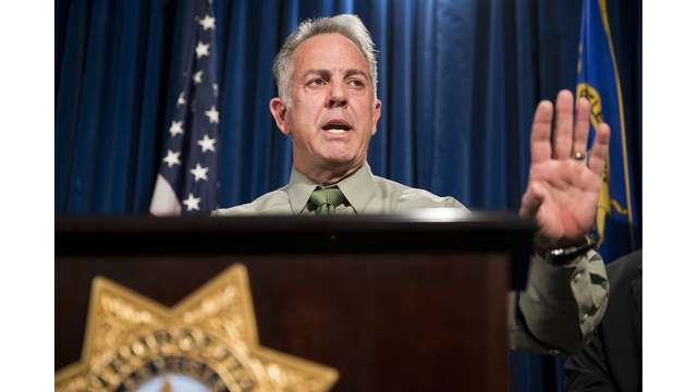 Lombardo: No Motive Uncovered in Mass Shooting