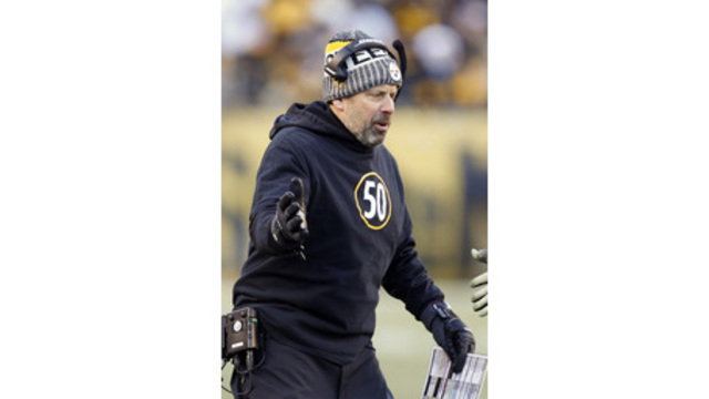 Former Steelers OC Todd Haley in consideration for Browns OC position