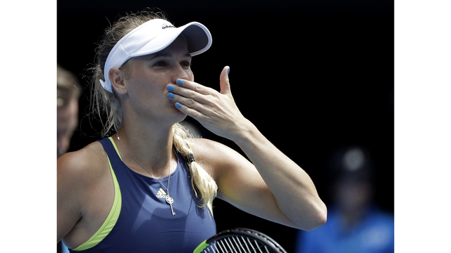 Maria Sharapova pumped for Angelique Kerber Australian Open meeting