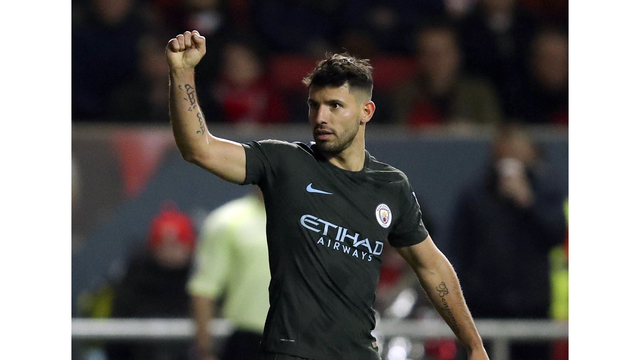 City won't be buying a third striker - Pep
