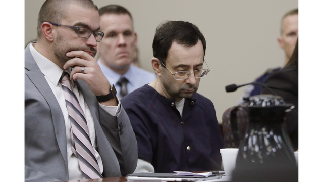 Larry Nassar Scandal Causes Michigan State President To Resign