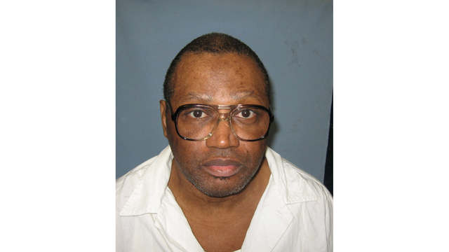 Stay of execution ordered for inmate Vernon Madison