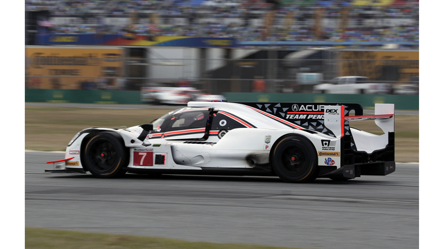 Brake Issues Hinder Alonso at Daytona 24 Hours