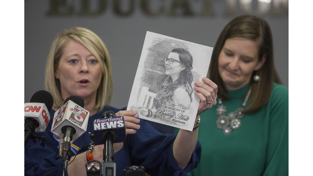Mother of victim in deadly Kentucky school shooting remembers 'sweet soul'