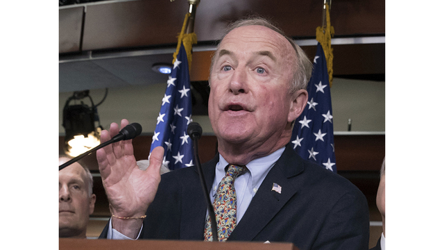 NJ lawmaker is latest GOP congressman to call it quits