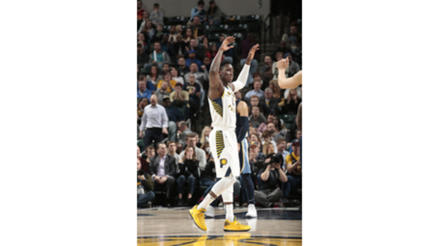 Pacers beat Memphis for 3rd straight win