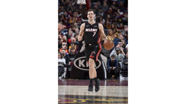 Dragic named Love's All-Star replacement