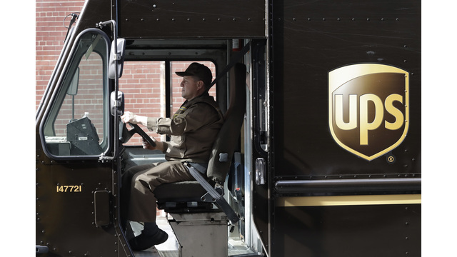 Shares in United Parcel Service, Inc. (UPS) Purchased by WoodTrust Financial Corp